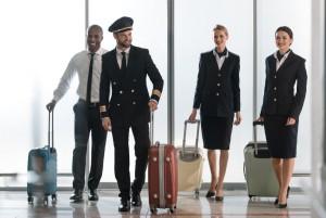 Foto Uniform Fluggesellschaft
